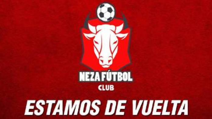 It was on May 15 that it was announced that Neza Fútbol Club was joining the Mexican Football League (Photo: Twitter @ NezaFutbol)