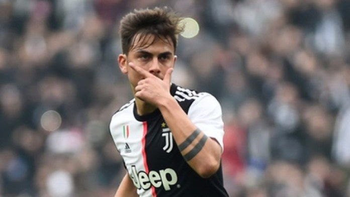 Paulo Dybala would become the second highest-paid footballer in the entire Serie A
