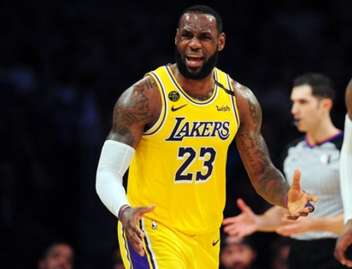 LeBron James is one of the players who wants the NBA to return (Gary A. Vasquez-USA TODAY Sports)