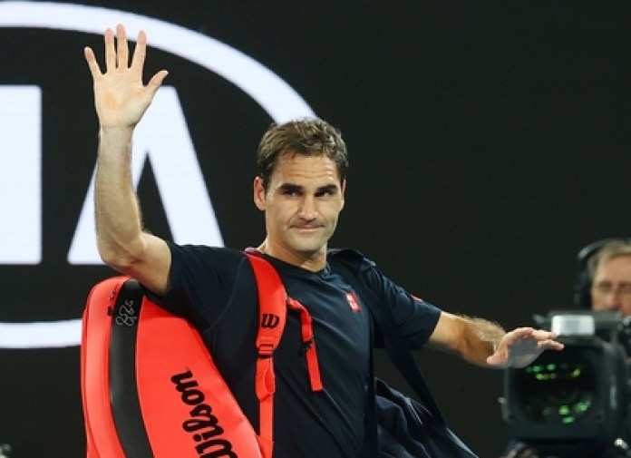 Roger Federer announced that he will not play again until 2021 (REUTERS)