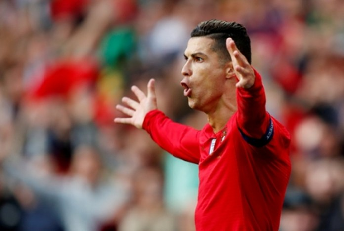 Cristiano Ronaldo has become the first footballer to reach USD 1 billion (REUTERS)