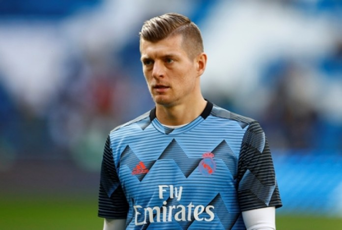 Toni Kroos spoke about homosexuality in soccer (REUTERS)