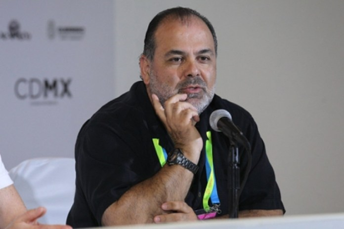 Raúl Zurutuza would be vice president of the FMT (Photo: Cuartoscuro)
