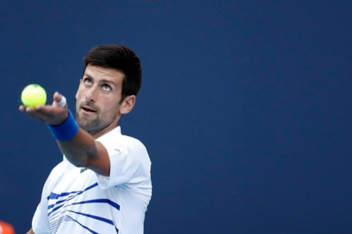 Novak Djokovic warned that some of the protocols are impossible to apply (USA TODAY Sports)