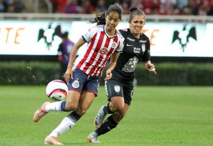 The economic crisis generated uncertainty among the players of the Liga MX Femenil. (Photo: Ulises Ruiz Basurto / EFE)