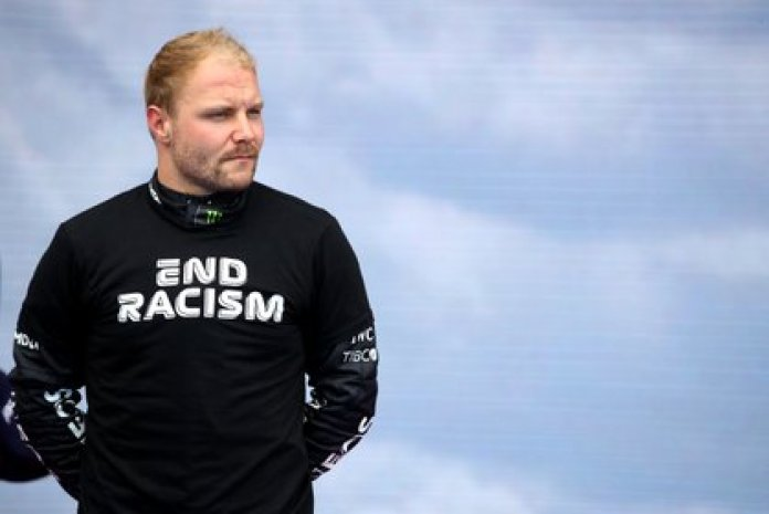 Bottas will renew with Mercedes - REUTERS