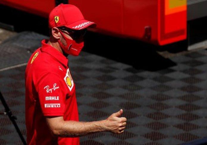 Sebastian Vettel finished seventh in the Spanish GP - REUTERS / Albert Gea