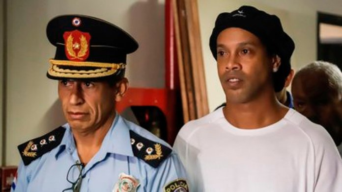 Ronaldinho and his brother could be released in the coming days (EFE / Nathalia Aguilar)