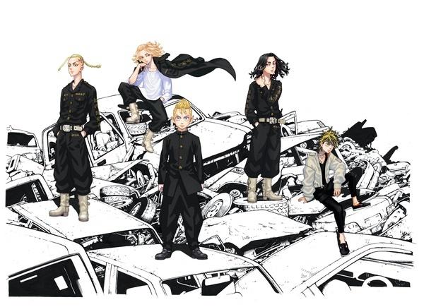 Tokyo Revengers anime premiere confirmed for 2021