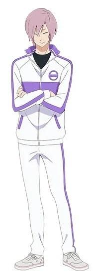 Bakuten !!  Rhythmic Gymnastics anime coming April 2021 - anime news - anime premieres - cast - Kenichi Suzumura as Yojiro Mutsu