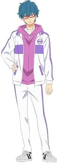Bakuten !!  Rhythmic gymnastics anime is coming April 2021 - anime news - anime premieres - cast - Tomokazu Sugita as Hideo Ominato