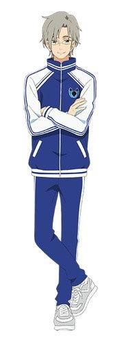 ANIME Bakuten !! Estreno abril 2021 – ELENCO --Takashi Kondo como Keisuke Tsukidate