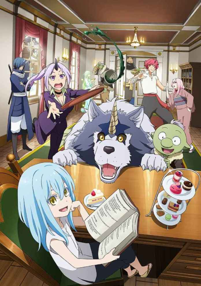 Slime Diaries anime confirmed to premiere on April 6 - anime news - anime premieres - watch anime online - spring 2021 anime