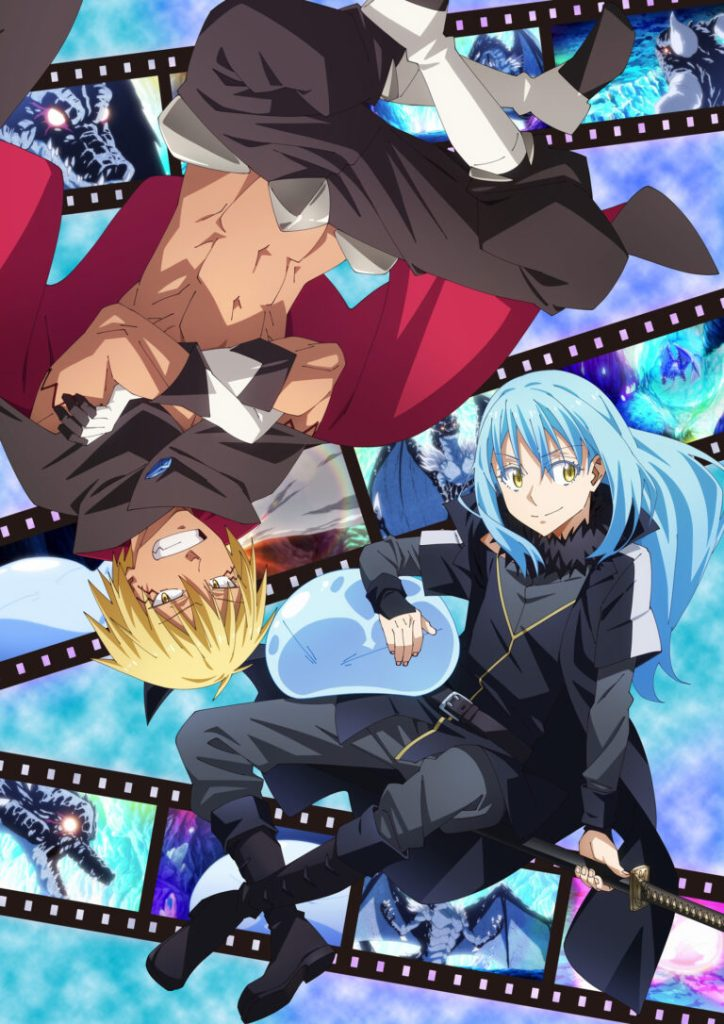 New promotional image for the 2nd season of That Time I Got Reincarnated as a Slime - anime news - anime premieres summer 2021
