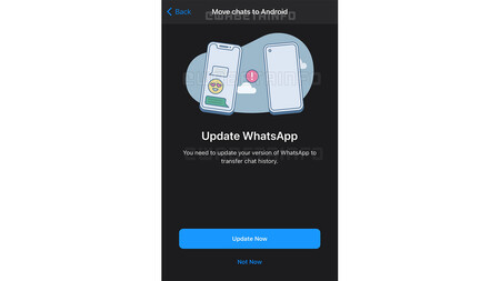 Whatsapp Chat Migration Ios Android