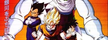 Dragon Ball Z, the explosive debut of Goku Super Saiyan in arcade
