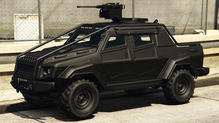 Gta Online Hvy Insurgent Pick Up