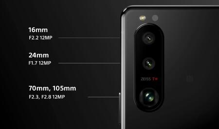 Sony Xperia 5 Iii Data Camera