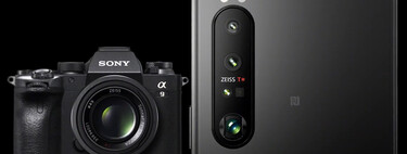 The cameras of the Sony Xperia 1 III, explained: its telephoto lens wants to be a cannon to the waterline of its competitors