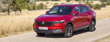 We tested the DFSK F5: a Chinese SUV designed in Germany that wants to democratize luxury, but stays in the attempt
