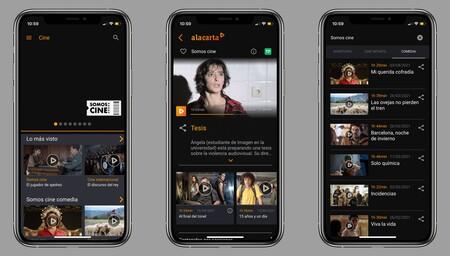 App We are Cinema