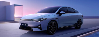 First images of the Xpeng P5, the new electric saloon that is postulated as the Chinese anti Tesla Model 3