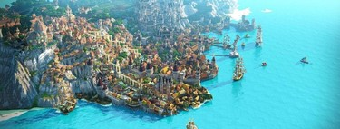31 mind-blowing buildings, cities, and architectural ideas created in Minecraft