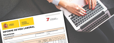 How to request the work life report online from Social Security