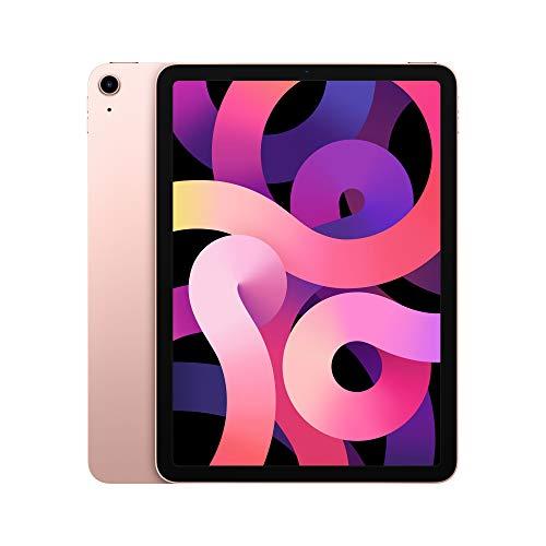 Apple iPad Air (10.9-Inch, 4th Gen Wi-Fi 256GB) - Rose Gold (2020)