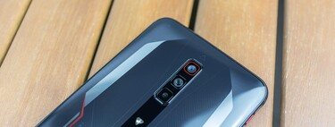 Nubia Red Magic 6, analysis: 'gaming' mobiles are not only made for gamers