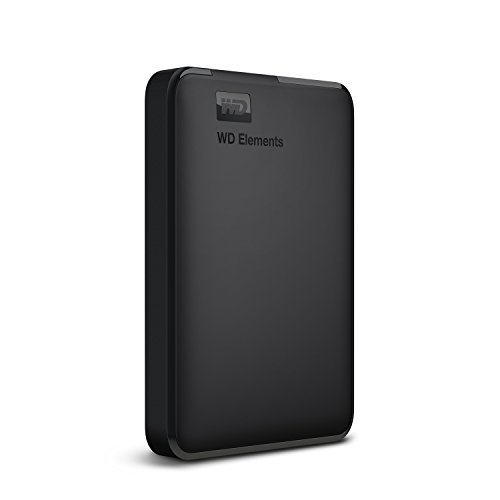 WD Elements - 1.5TB Portable External Hard Drive with USB 3.0, Black