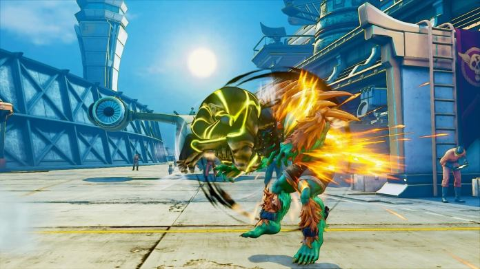 CHARACTER REVEAL - Seth joins the roster as a downloadable character in Street Fighter V.