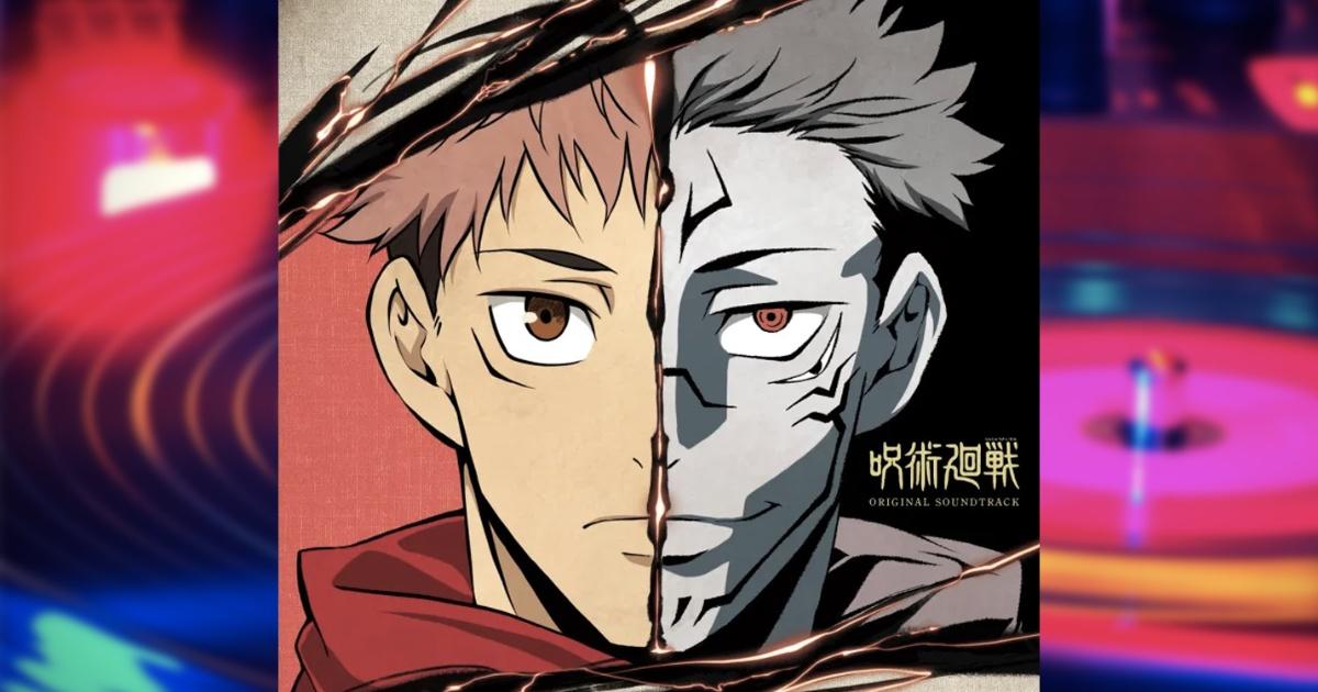 Jujutsu Kaisen Releases Anime Soundtrack On Vinyl And Cd Asap Land