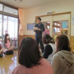 保育園 腰痛予防とケア講座