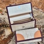 Himalayan Hemp Women's Wallet with Leather