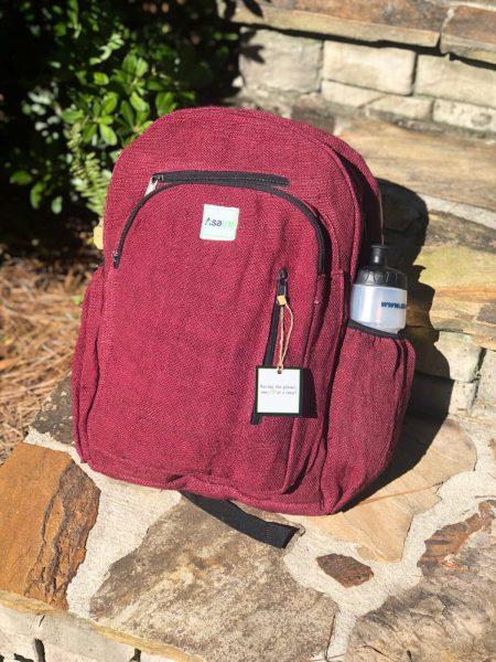Hemp Handmade Himalayan Backpack