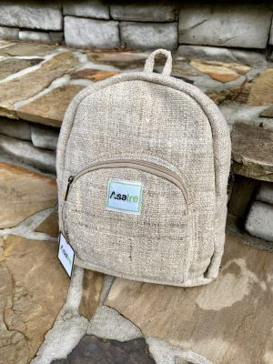 Himalayan Mini Youth Hemp Backpack