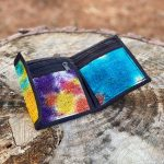 Himalayan Hemp Rainbow Wallet