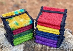 Himalayan Hemp Wallets