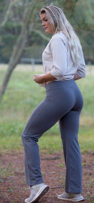Hemp Yoga Pants