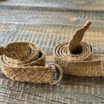 Himalayan Hemp Handmade Natural Belt