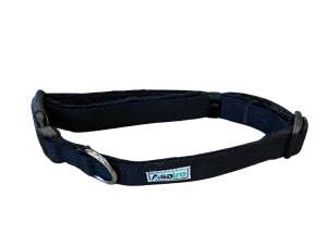 Asatre Hemp Black Dog Collar