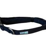 Asatre Hemp Black Dog Collar