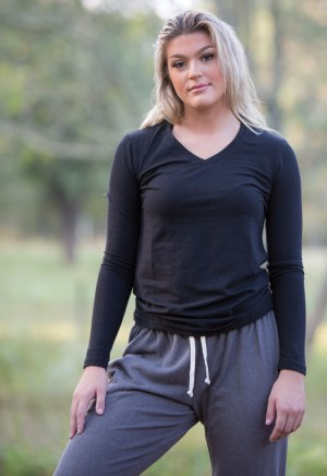 Women's Fitted Performance Hemp Shirt