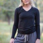 Women's Fitted Performance Hemp Shirt