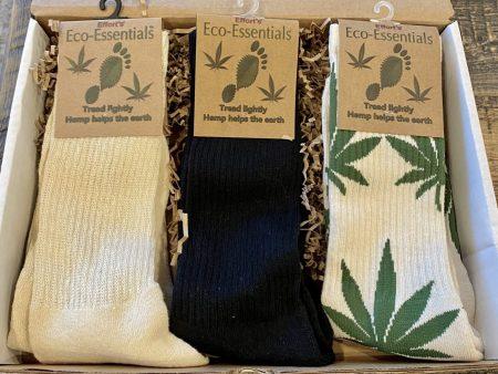 Hemp Sock Gift Box
