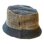 Hemp Bucket Hats Natural Gray