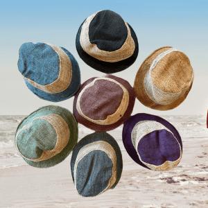 Hemp Bucket Hats Natural Version Many Colors