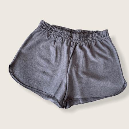 Asatre Hemp and Organic Cotton Running Athletic Shorts - Gray