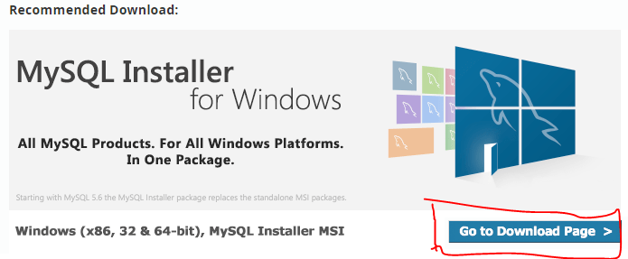 mysql download.